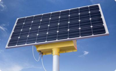 Садовые солнечные батареи