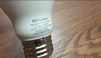 Часто меняешь лампы